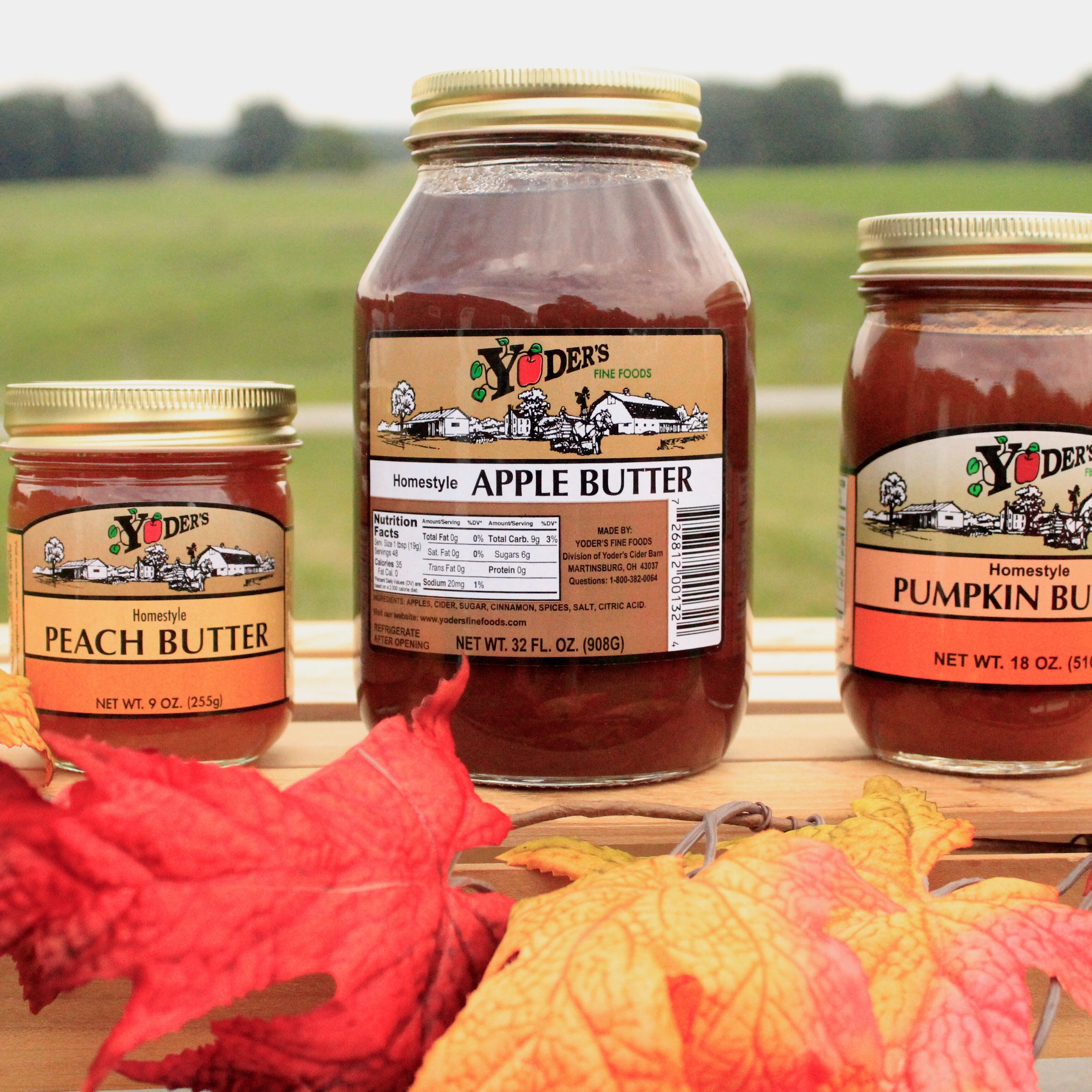 Artisan Foods - Yoder's Meat & Cheese